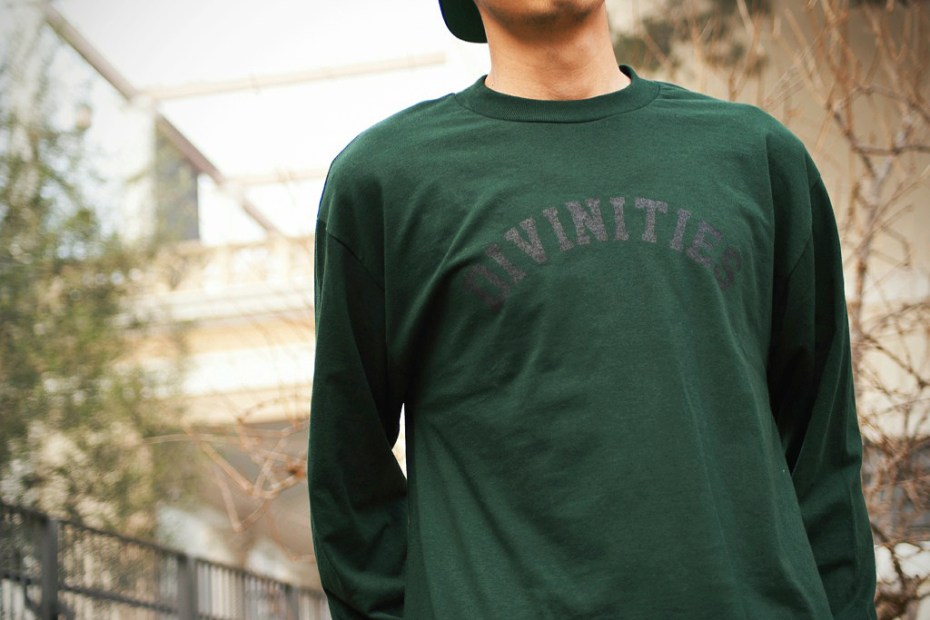 Image of The Divinities New Year's Release