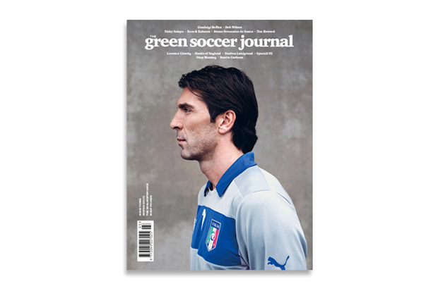 Image of The Green Soccer Journal Issue 3