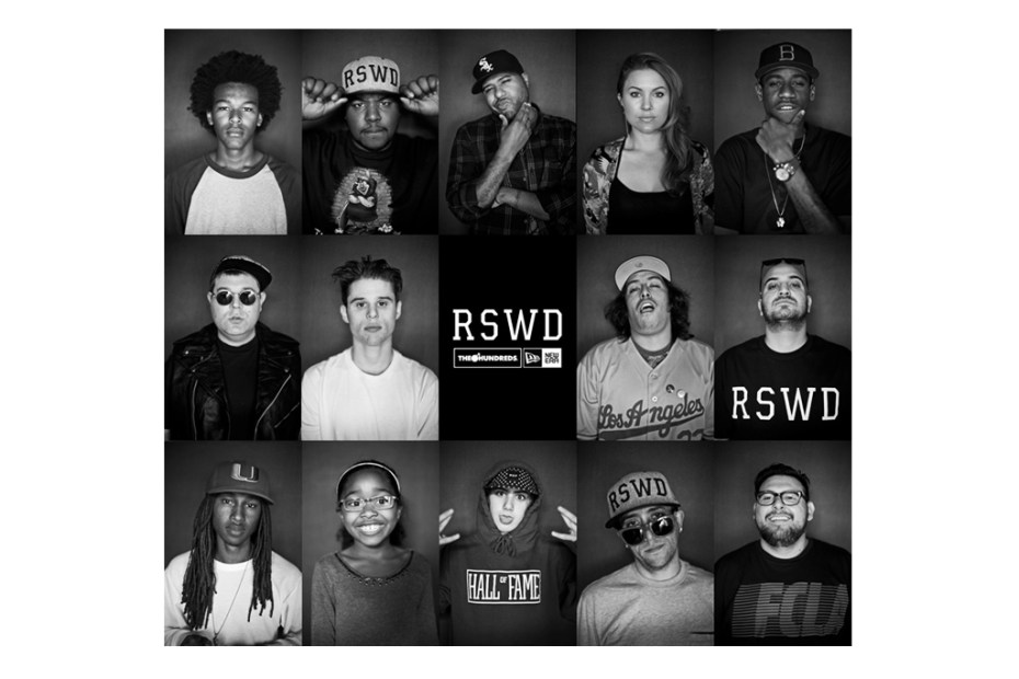 Image of The Hundreds & New Era: RSWD Pop-Up Shop