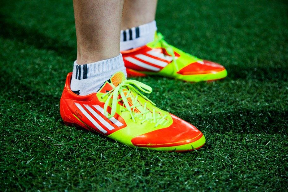 Image of The Review: adidas adiZero f50 miCoach