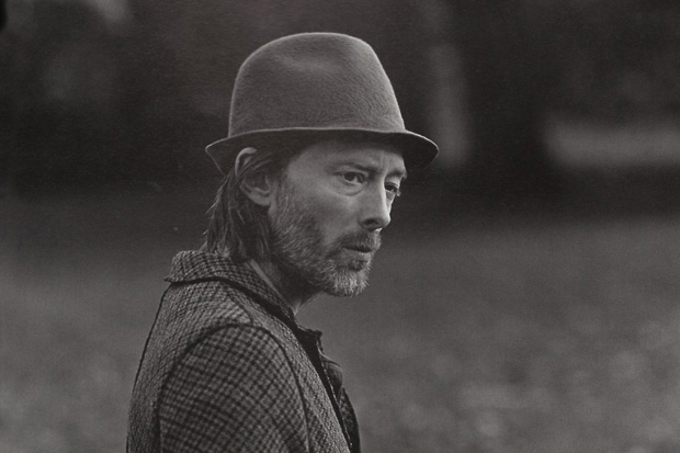 "Image of Thom Yorke – ""Stuck Together"" & ""Twist"""
