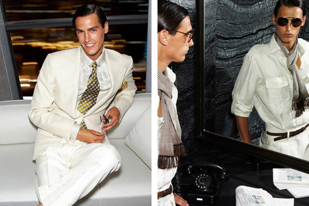 Image of Tom Ford 2012 Spring/Summer Lookbook