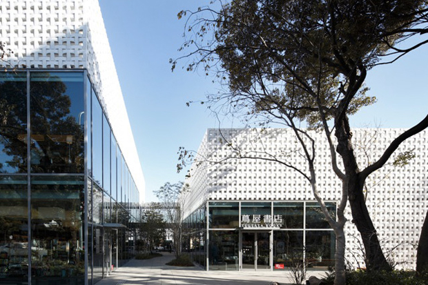 Image of Tsutaya Books by Klein Dytham architecture
