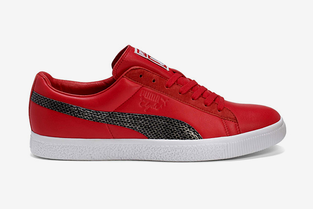 Image of Undefeated x PUMA 2012 Spring/Summer Clyde Snakeskin Pack