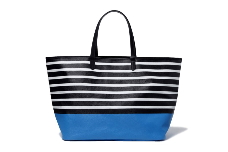 Image of uniform experiment 2012 Spring/Summer BORDER TOTE BAG