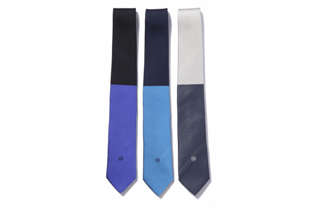 Image of uniform experiment Two-Tone Narrow Neckties 