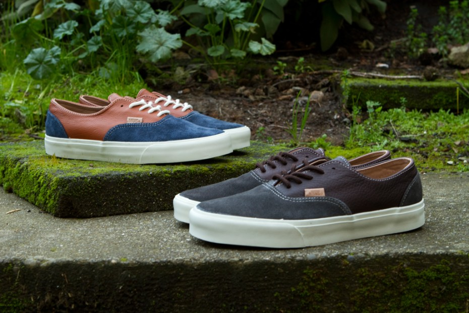 Image of Vans California 2012 Spring Era Decon Pro Pack