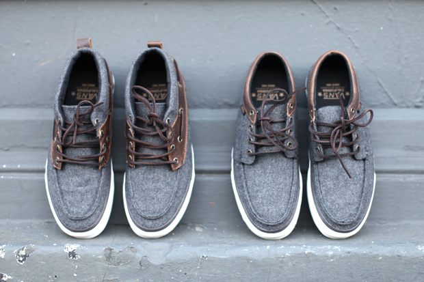 Image of Vans California 2012 Spring Wool Pack