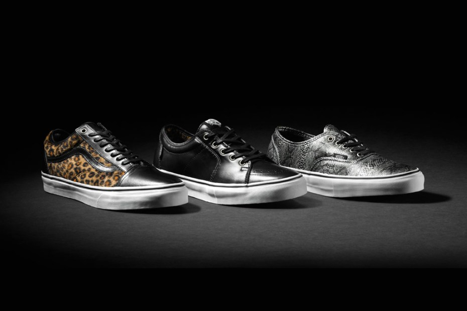 Image of Vans Syndicate 2012 Spring Anthony Van Engelen & Jason Dill Pack