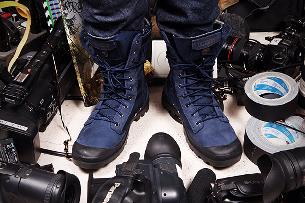 Image of VBS.tv x Palladium Pampa Tactical Boot