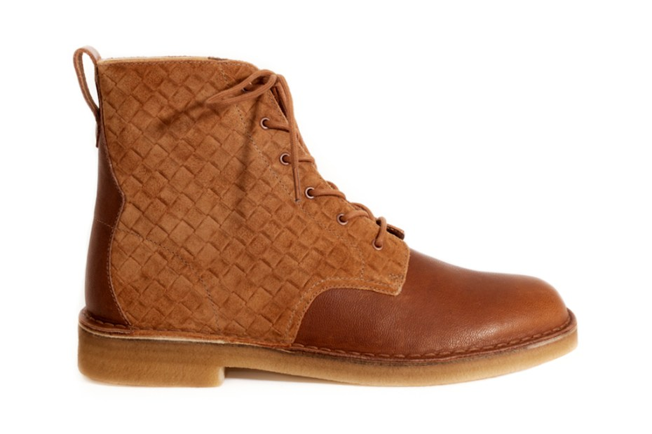 Image of Velour x Clarks Originals 2012 Fall/Winter Desert Mali Boots