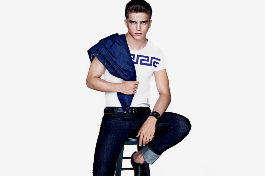 Image of Versace for H&M 2012 Cruise Collection Lookbook