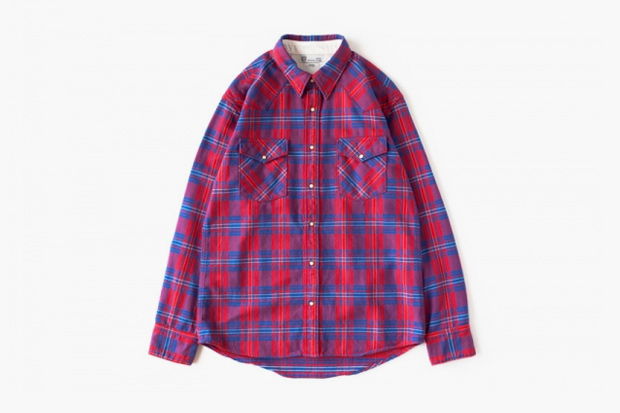 Image of visvim BANDITO SHIRT L/S (GIZA) *F.I.L. EXCLUSIVE