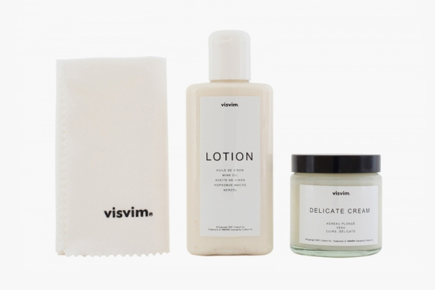 Image of visvim SUEDE & SHOE CARE KIT