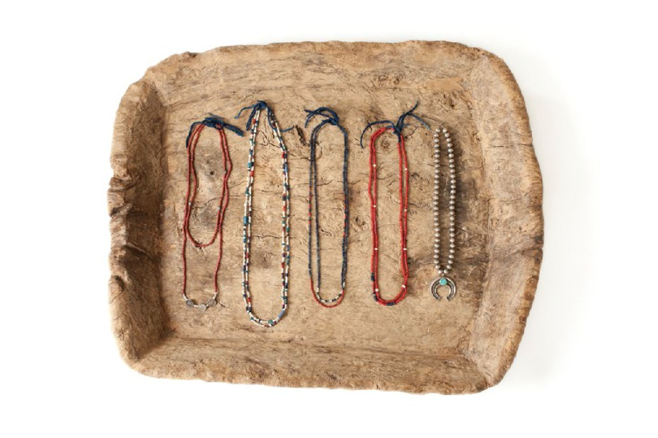 Image of visvim TRADE BEADS NECKLACE