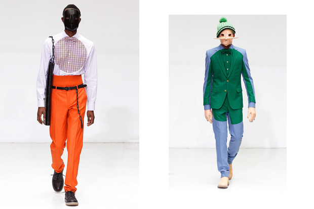 Image of Walter Van Beirendonck 2012 Fall/Winter Collection