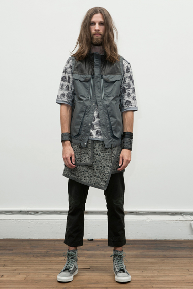 Image of White Mountaineering 2012 Spring/Summer Collection Lookbook