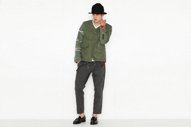 Image of WHIZ 2012 Spring/Summer Collection Lookbook