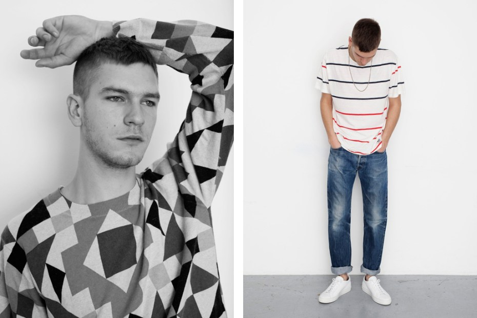 Image of Wood Wood 2012 Spring/Summer Lookbook