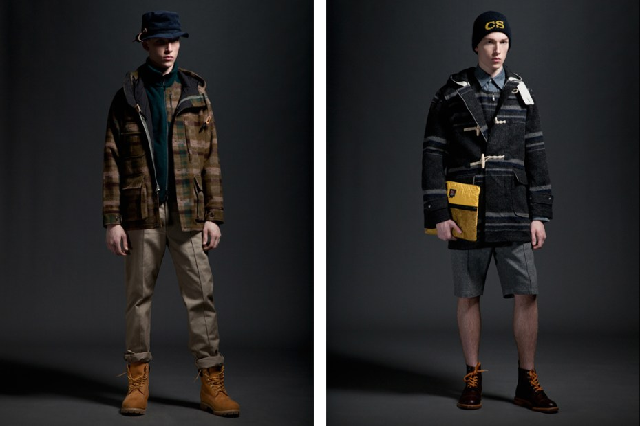 Image of Woolrich Woolen Mills 2012 Fall/Winter Collection