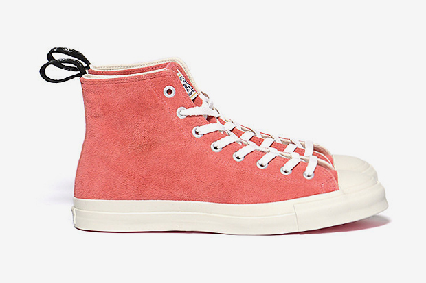 Image of WTAPS Suede Sneaker Red