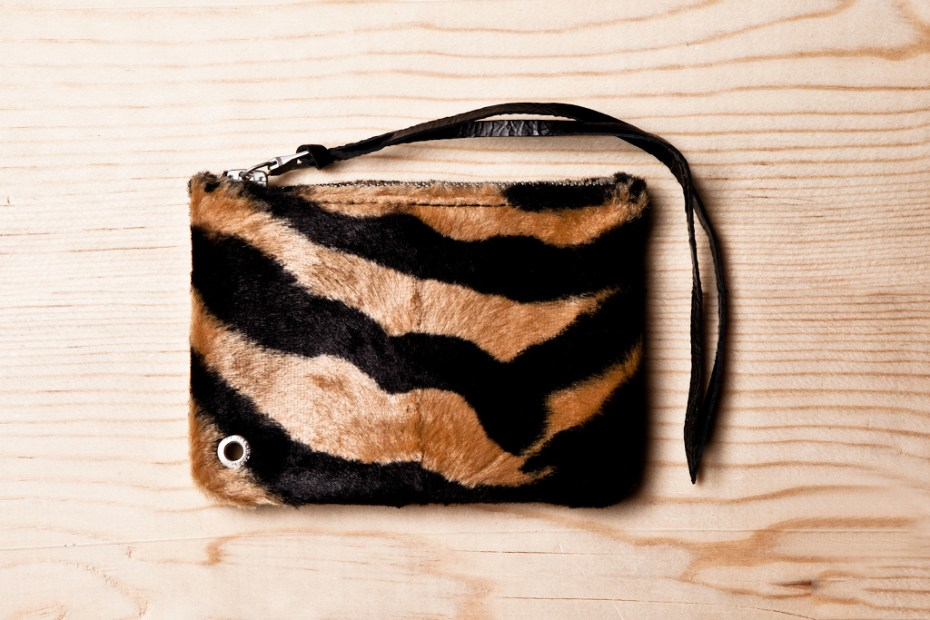 Image of WTAPS Tiger Stripe Pouch