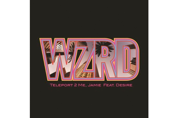 Image of WZRD featuring Desire – Teleport 2 Me, Jamie