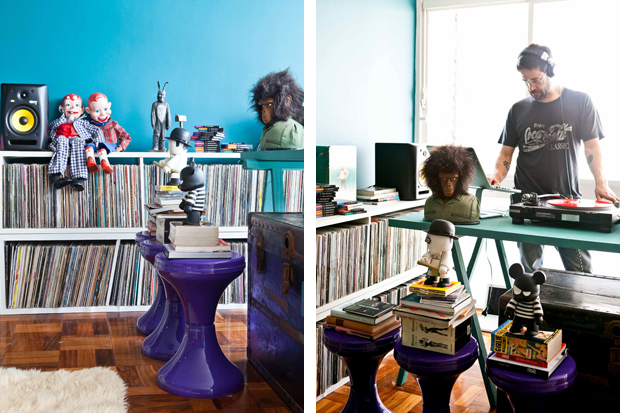 Image of Yatzer: The House of DJ Pil Marques in São Paulo