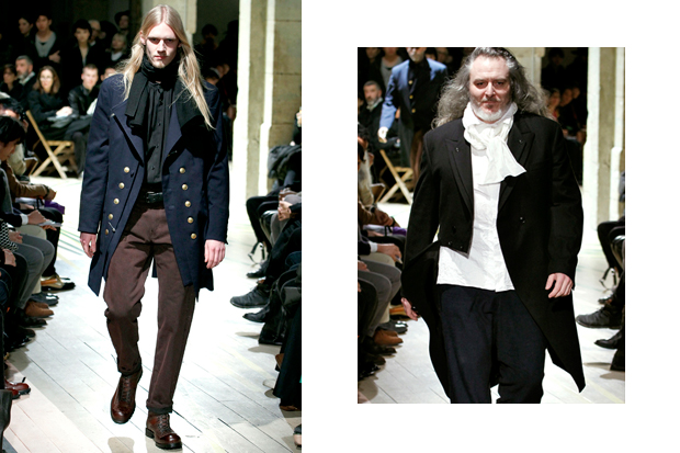 Image of Yohji Yamamoto 2012 Fall/Winter Collection