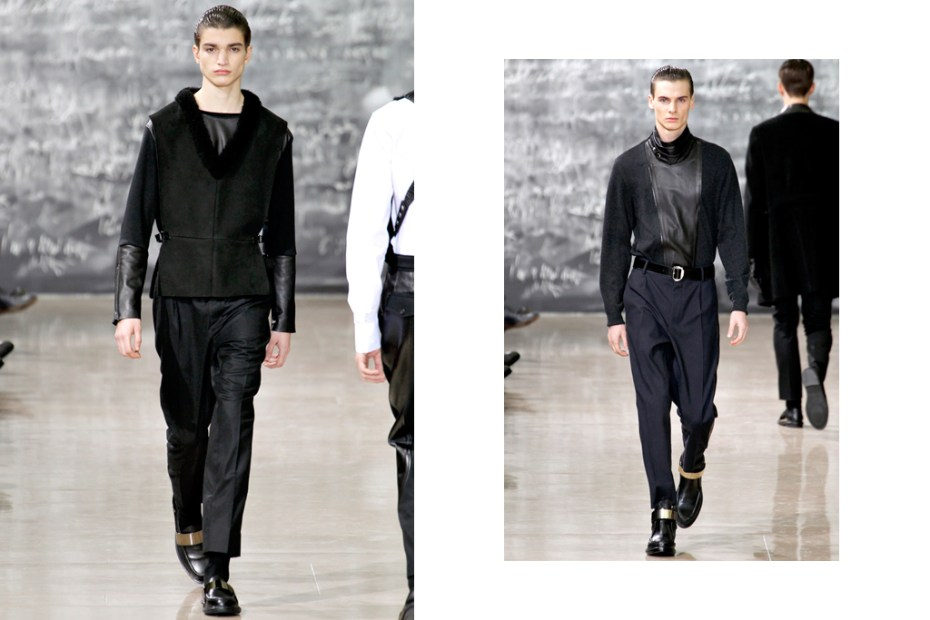 Image of Yves Saint Laurent 2012 Fall/Winter Collection