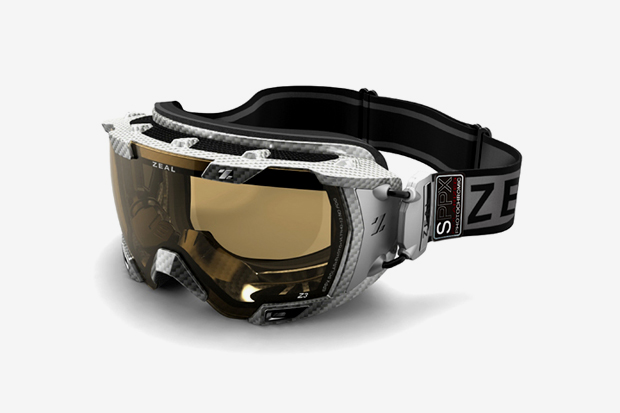 Image of Zeal 2012 Z3 GPS SPPX Goggles