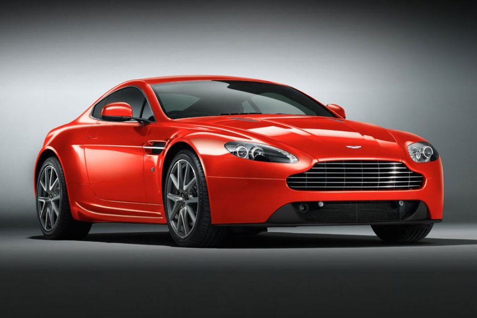 Image of 2012 Aston Martin V8 Vantage