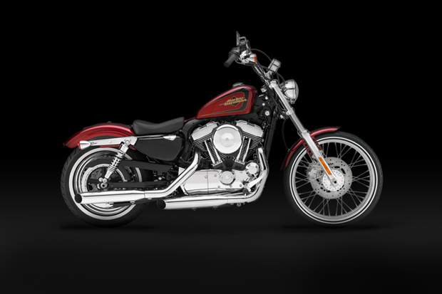 Image of 2012 Harley Davidson Seventy-Two