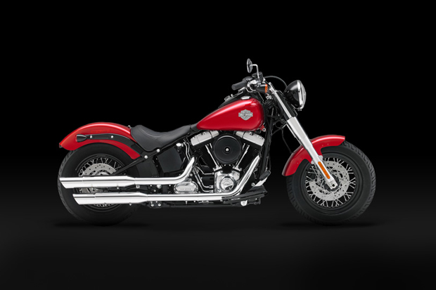Image of 2012 Harley Davidson Softail Slim
