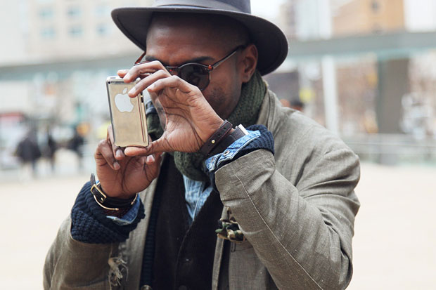 Image of 2012 New York Fashion Week Street Style
