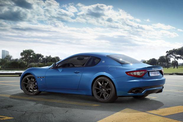 Image of 2013 Maserati GranTurismo Sport