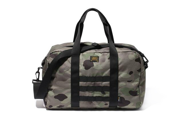 Image of A Bathing Ape 1ST CAMO DRUM BAG