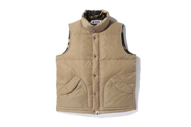 Image of A Bathing Ape DOWN VEST
