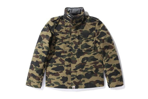 Image of A Bathing Ape GORE-TEX M65 JACKET
