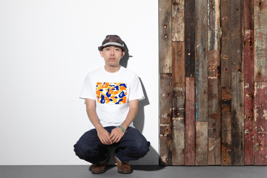 Image of A Bathing Ape x I.T eZHOP Capsule Collection