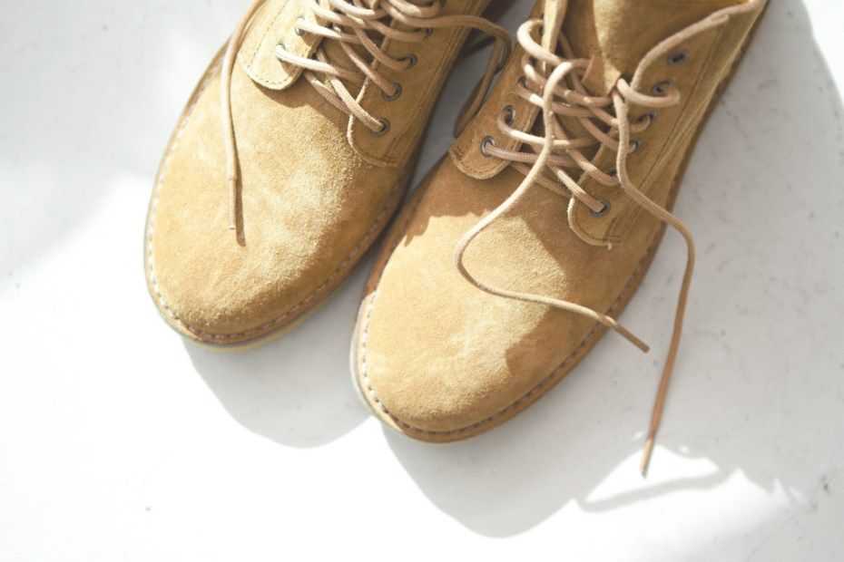 Image of A.P.C. 2012 Spring Lace-Up Boots