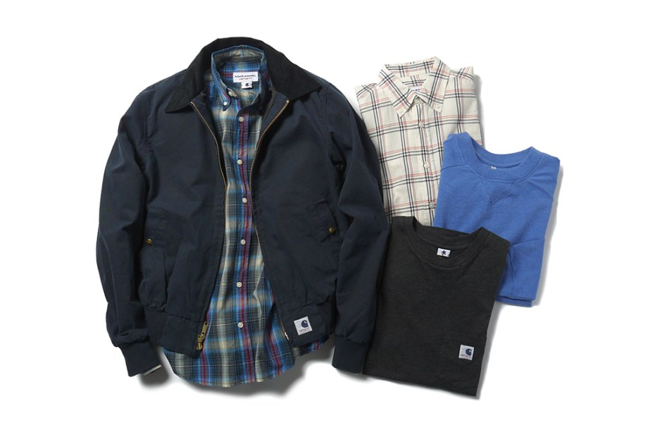 Image of Adam Kimmel x Carhartt 2012 Spring/Summer Collection
