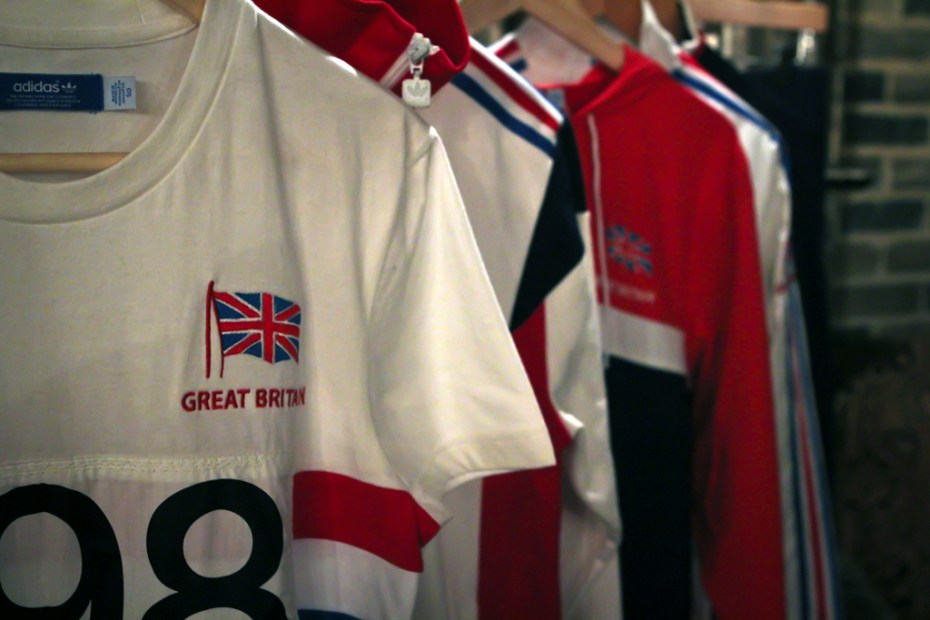Image of adidas Archive Team GB Originals Collection
