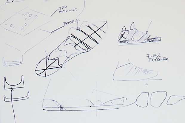 Image of Air Jordan 2012 Sketches