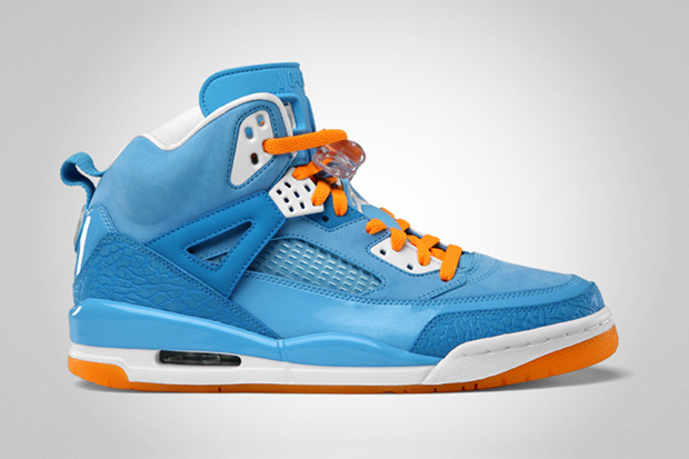 Image of Air Jordan Spizike University Blue/White