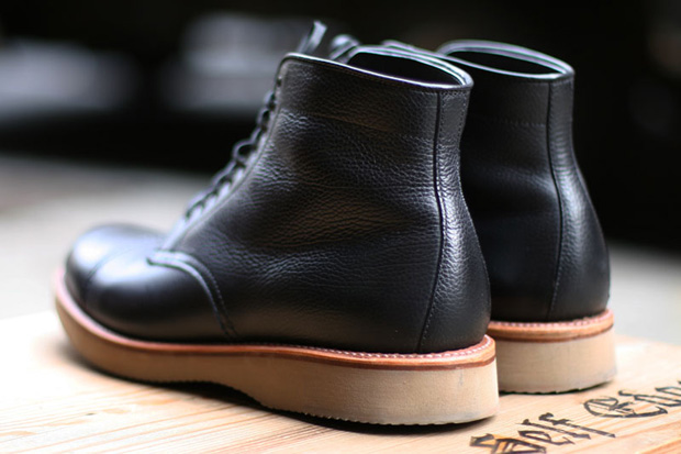Image of Self Edge x Leather Soul x Alden Boots