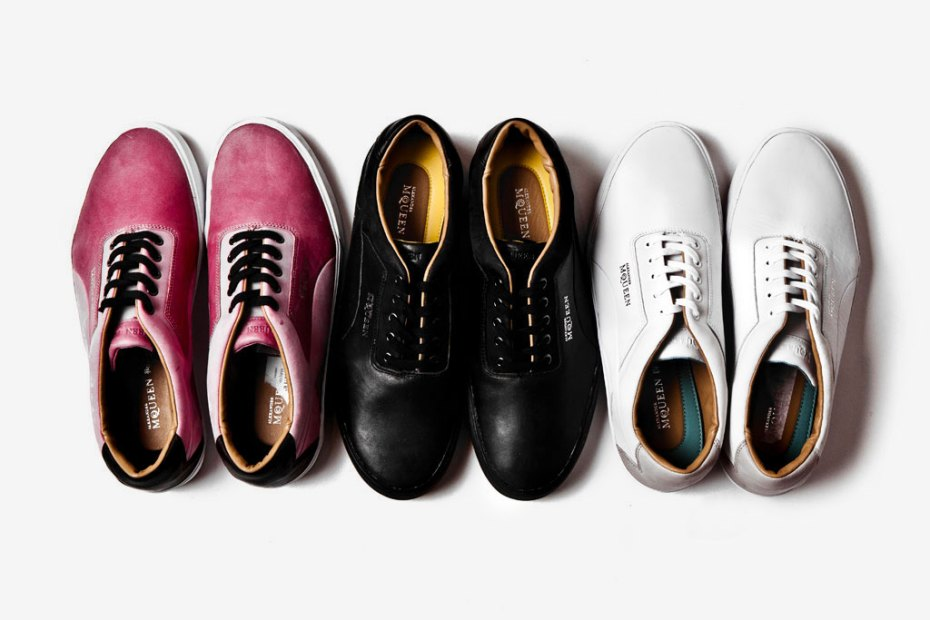 Image of PUMA by Alexander McQueen 2012 Spring/Summer AMQ Deck Lo