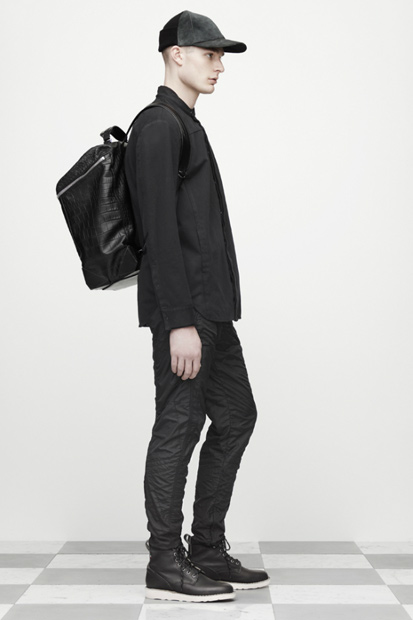 Image of Alexander Wang 2012 Fall/Winter Collection