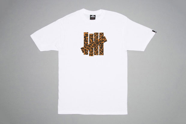 Image of All Gone x La MJC x UNDFTD Leopard 5 Strike T-Shirt