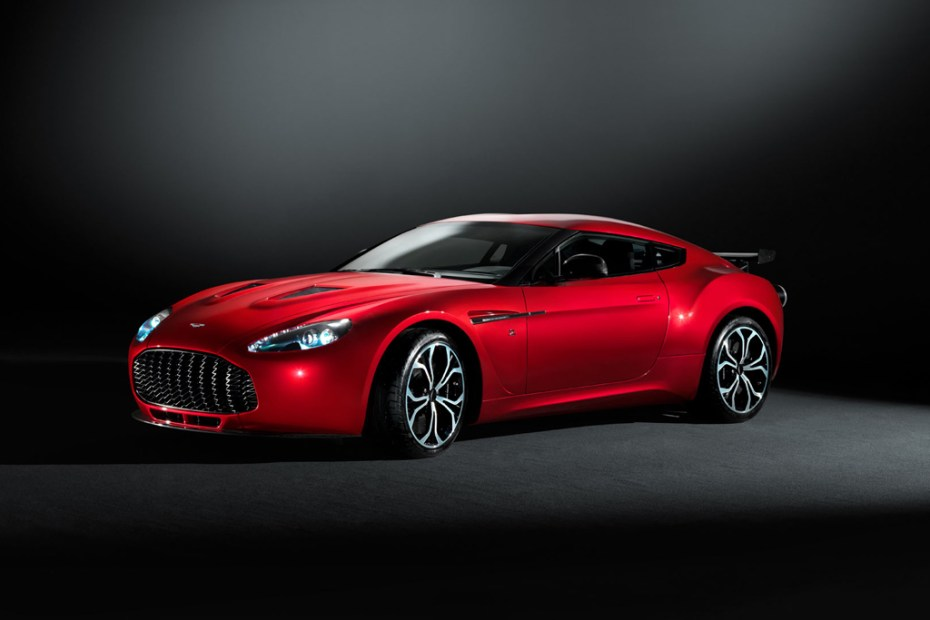 Image of Aston Martin V12 Zagato